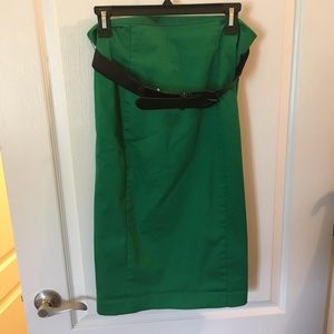 Worthington Kelly green pencil skirt